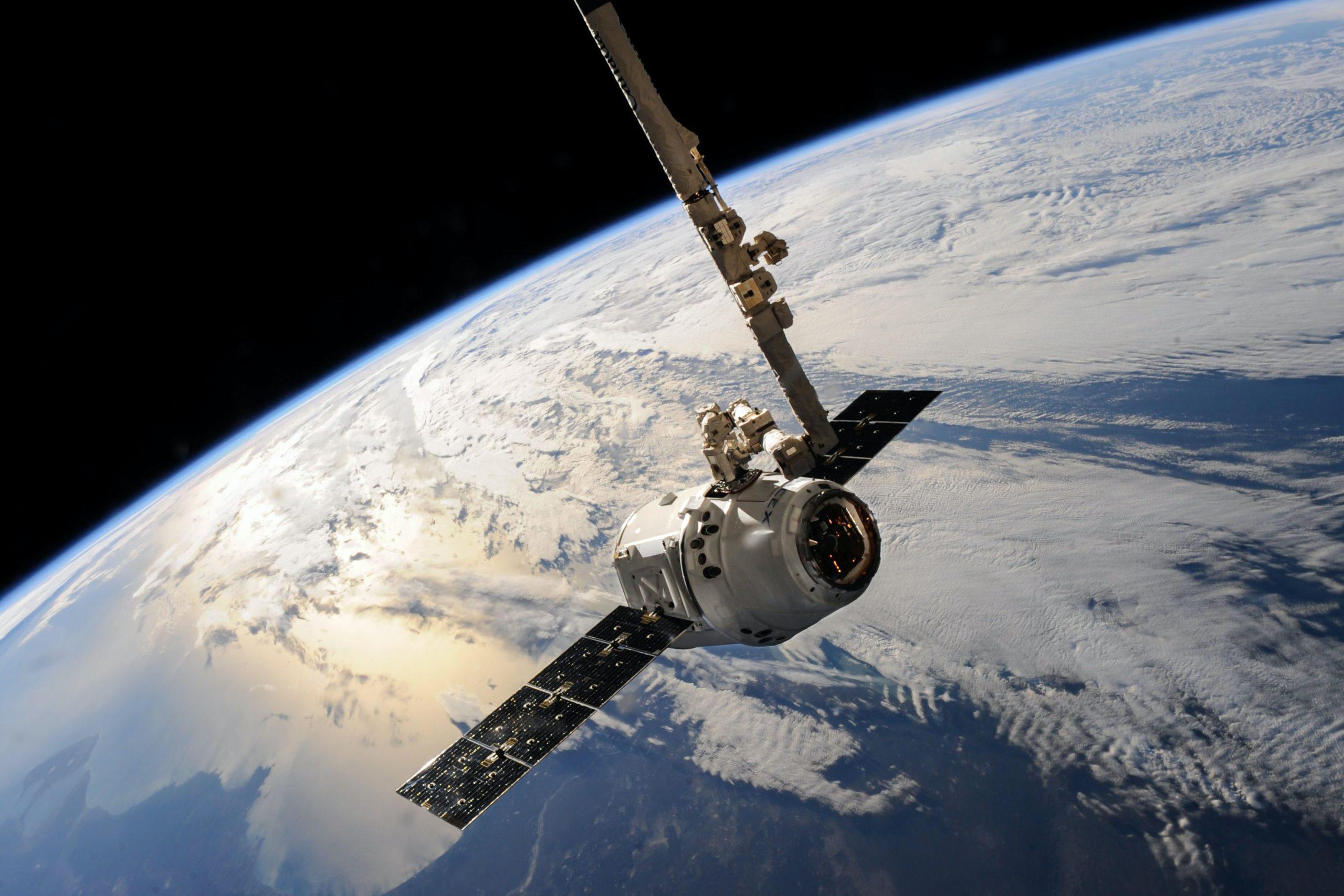 maintenance satellite