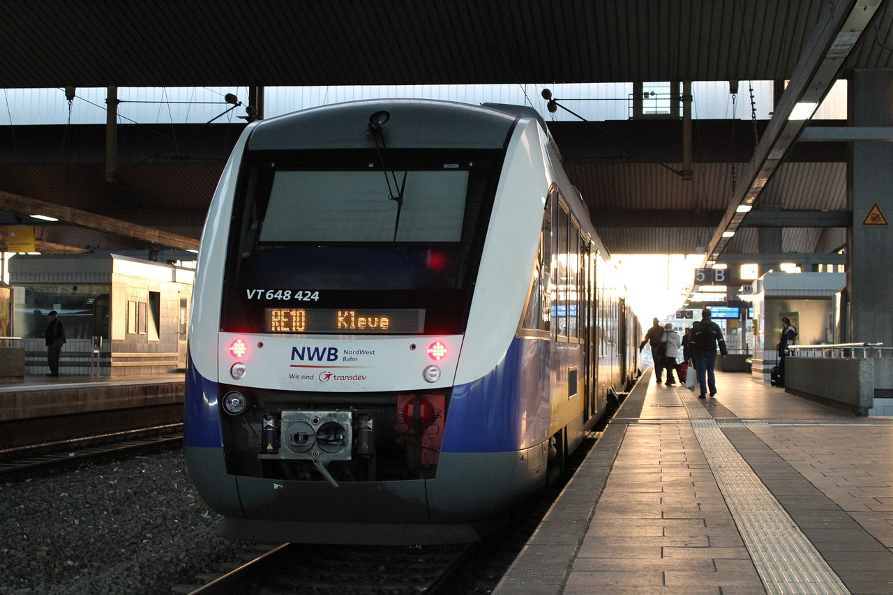 systeme ferroviaire